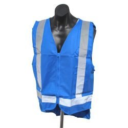 Blue Safety Vests