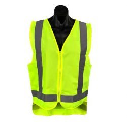 Fluro Yellow Safety Vest