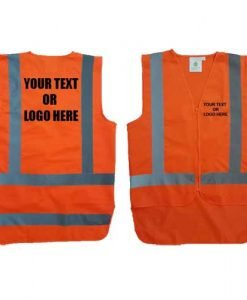 Your text or Logo Here front back