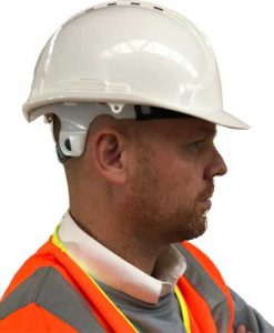 Hard-hat-white
