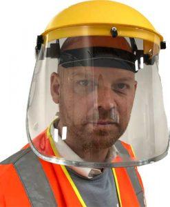 Protective-visor