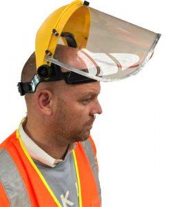 Protective-visor-open
