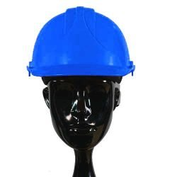 Blue Safety Helmet