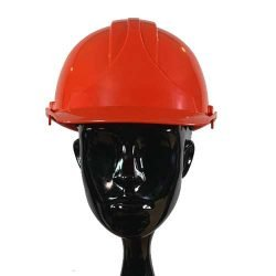 Red Safety Helmet