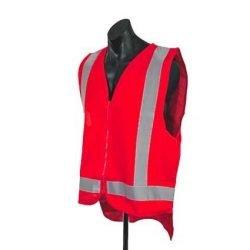 Red Safety Vest