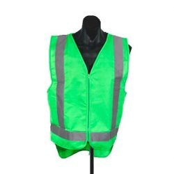 Neon Green Safety Vest