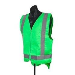 Neon Green Safety Vest