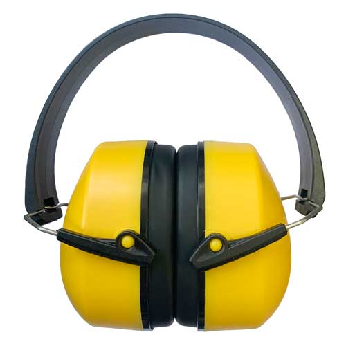 Yellow Earmuffs